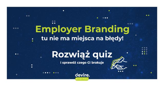 Quiz Wiedzy o Employer Brandingu – sprawdź się!